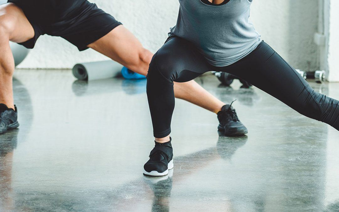 The Gym Flooring Solution that is Safe, Durable, and Attractive